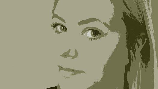 Adrienne Becker im Portrait bei Karriere leupht
