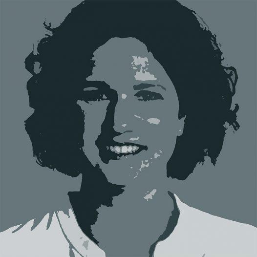 Annika Balis im Portrait
