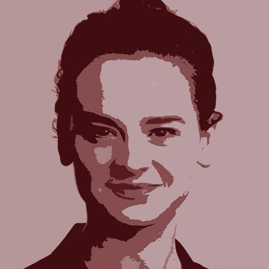 Jana Davidoff im Portrait bei Karriere leupht