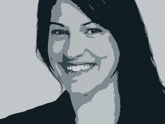 Nora Ast im Portrait bei Karriere leupht