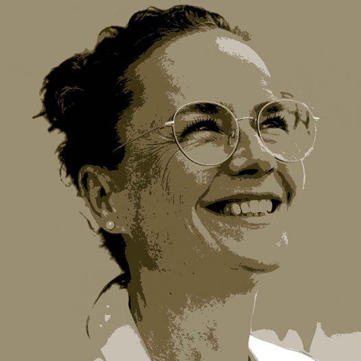 Sabine Beck im Portrait bei Karriere leupht