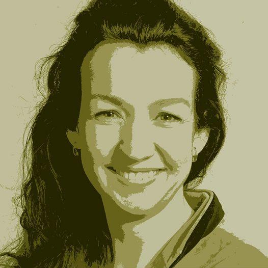 Stella Strüfing im Portrait bei Karriere leupht