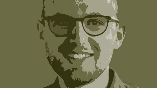 Theo Haustein im Portrait bei Karriere leupht
