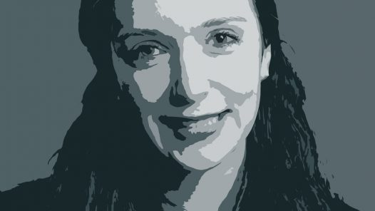 Anna Bauer im Portrait bei Karriere leupht